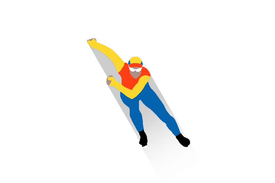 Inschrijven schaatswedstrijden