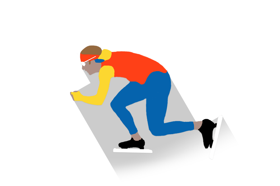 Schaatslessen en schaatstrainingen