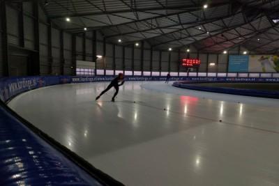 schaatskamp